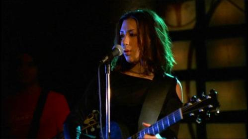 In what episode of Buffy The Vampire Slayer did Michelle Branch play in as a musical guest bituin pag-awit Goodbye To You?