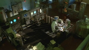 The location used for the Tempest interior was actually an abandoned...?