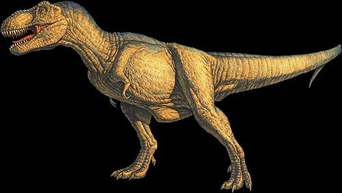 NAME IT! -  It was among the last non-avian dinosaurs to exist before the Cretaceous–Paleogene extinction event