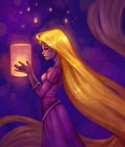 "Who ""wrote"" the fairytale Rapunzel?"