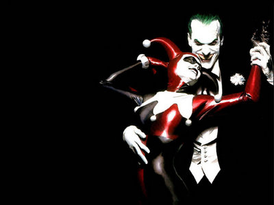 What alternative origin has been given to Harley Quinn BESIDES having been the Joker's Arkham psychiatrist?