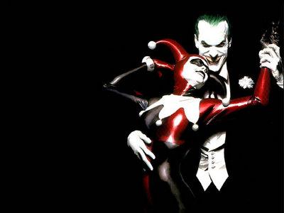 What alternative origin has been дана to Harley Quinn BESIDES having been the Joker's Arkham psychiatrist?