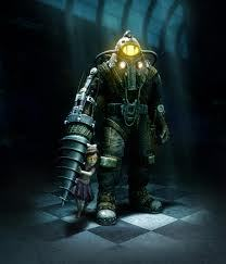 What is Subject Deltas Real name From Bioshock 2?