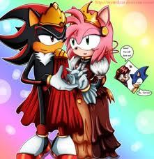 did amy ever liked shadow?