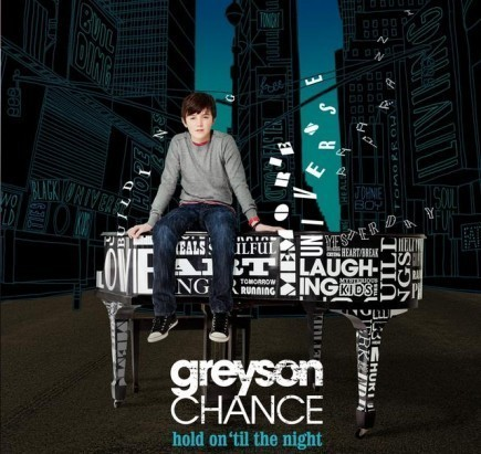 Who has wrote Greyson's songs?