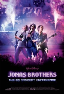 "Who are the 3 main Charecters for the Movie ""Jonas Brothers: The 3D Concert Experience""?"