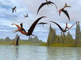 DINOSAUR GROUPS - What dinosaur group did Pterosaurs belong to?