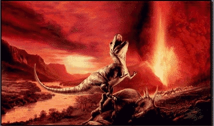 What is the only clade of ডাইনোসর to have survived the Cretaceous–Paleogene extinction event?