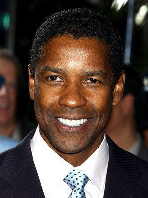 Played with Denzel Washington in