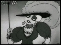 This is a Disney caricature of a famous Hollywood beauty. What's her name?