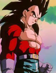 After Dragon ball GT can Vegeta still become a SS4  by himself?
