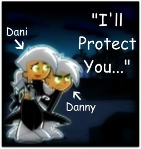 Who is Danny protecting her from?