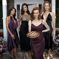 "Who made a song called ""God Bless The American Housewife"" which salautes Desperate Housewives?"