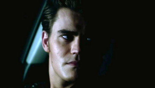 """I wasn't just trying to save Damon's life Stefan. I was trying to save your's. Your humanity."" Who is speaking to Stefan?"