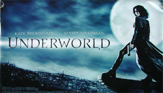 "Which year was ""Underworld"" released in?"
