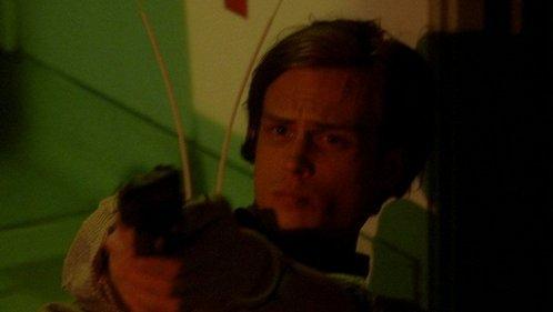 In 1x06 LDSK Reid shoots the unsub: