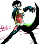 Who does Robin belong to?