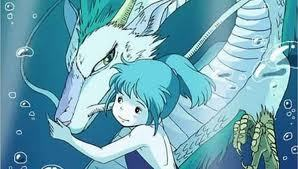 in Spirited Away what was her parents terned in to