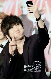 What is yesung's most favorite song of KRY ?