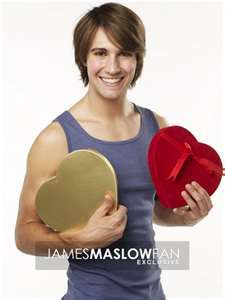 """SO TRUE OR SO FALSE: James Maslow played Shane in the iCarly Episode """"iSaw Him First."""""""