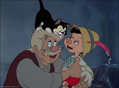 What song was written for Walt Disney's 1940 adaptation of Pinocchio?
