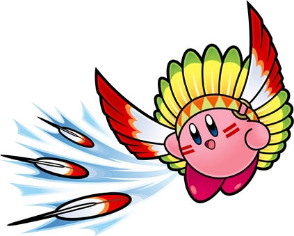 What enemy does Kirby have to inhale to turn into Wing Kirby?(don't ask what the answer is или look up the answer) Сообщить me if еще than 1 is the right answer.