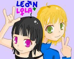When were Leon and Lola born?
