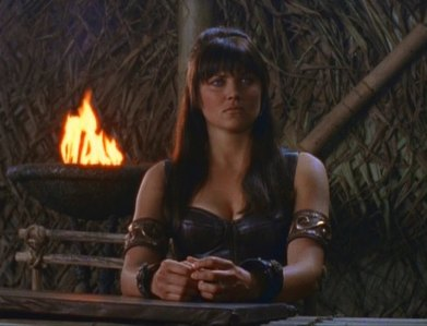 """In """"The Reckoning"""", who acted as Xena's advocate at the trial?"""