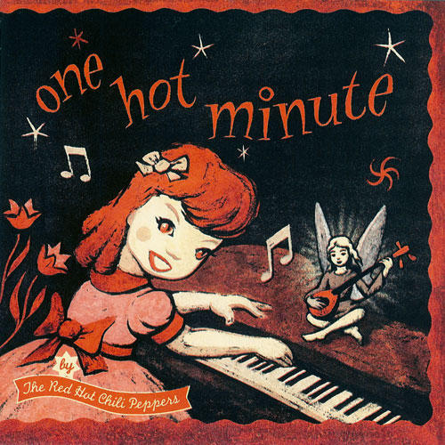 """One Hot Minute"" was released in ?"
