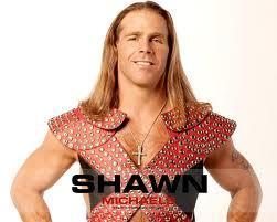 who's shawn micheals best friend is it