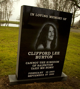 What song was played at Cliff's funeral ceremony ?