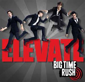 SO TRUE অথবা SO FALSE: In the Show, the name of Big Time Rush's new album is Elevate.