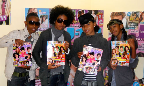 Who Called Mindless Behavior; 'Mindless Entertainment'?