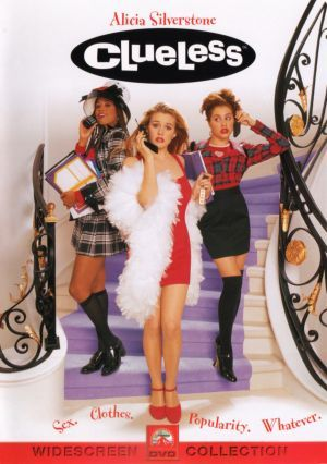 Which character did Brittany play in Clueless?