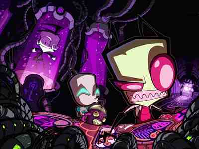 """In the episode """"Bloaty's Pizza Hog"""", what torture did Zim almost do to Dib?"""