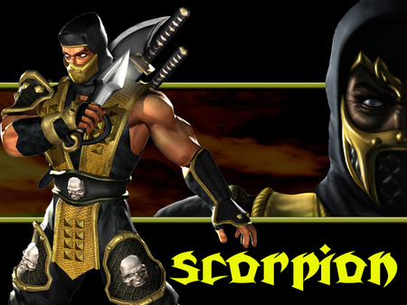 Which of these quotes Scorpion did NOT said?