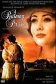 Who portrayed Margaret Mitchell, the author of Gone With The Wind in A Burning Passion?