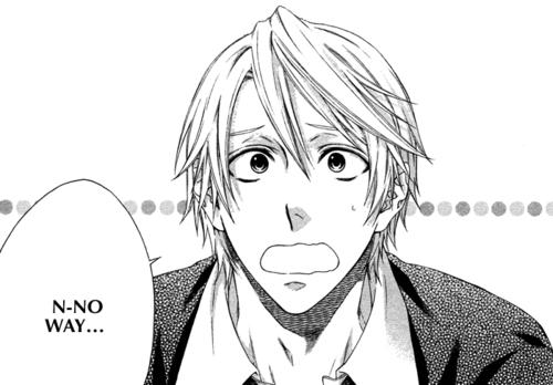 how did rintarou meet his boyfriend?