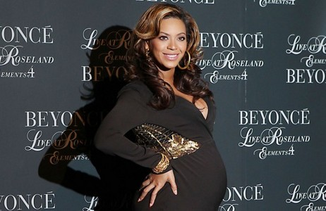 What is Beyonce's daughter name?
