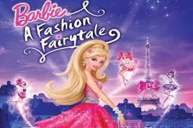 barbie as fashion fairytale release in?