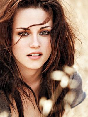 Kristen Stewart chose...