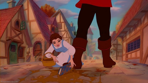 Who is Belle's supervising animator?