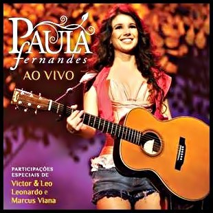 How many CDs Paula Fernandes managed to sell in 2011?