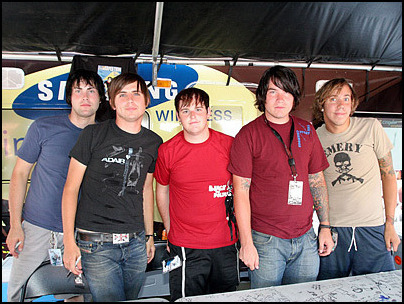 What Are Hawthorne Heights Band Members Names?