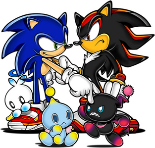 what color is sonic's chao
