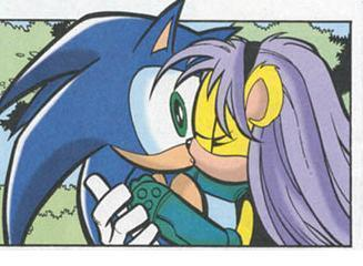 WHO should sonic really be with