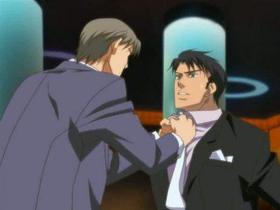 Nagai and Honda's first kiss happened: