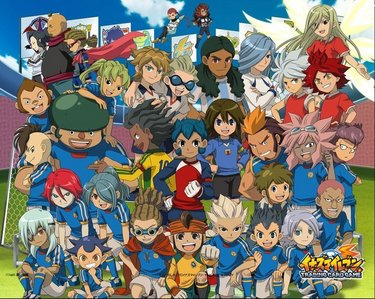 Who are my top three fav characters from Inazuma 11?