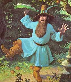 What was the name of Tom Bombadil's horse?