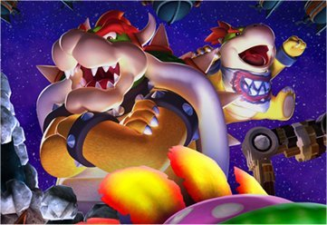 Do anda Think Bowser & Bowser.Jr Can Be a Better Team?